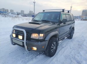 Isuzu Trooper 300000 р. Год 2001